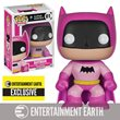 Batman 75th Pink Rainbow Batman Pop! Vinyl - EE Exclusive