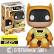 Batman 75th Yellow Rainbow Batman Pop! Vinyl - EE Exclusive