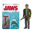 Jaws Quint ReAction 3 3/4-Inch Retro Action Figure