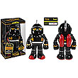 Gigantor Black and Gold Hikari Sofubi Vinyl Figure
