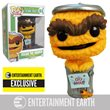 Sesame Street Oscar Grouch Orange Debut Pop! Vinyl EE Exc.