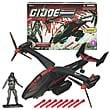 G.I. Joe Black Dragon VTOL Vehicle with Cobra Air Trooper
