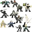G.I. Joe Movie Combat Heroes Figures Wave 1 Set