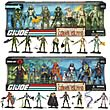 G.I. Joe Exclusive Cobra Island Action Figures Set