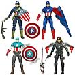 Hasbro Captain America Movie Action Figures
