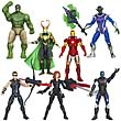 Avengers Movie Action Figures Wave 3