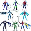 Amazing Spider-Man Movie Mission Action Figures Wave 1