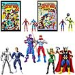 Marvel Universe Action Figure Comic Packs Wave 3