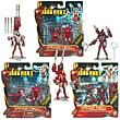 Iron Man 2 Armor Tech Deluxe Action Figures Wave 2
