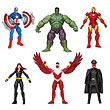 Avengers Assemble Action Figures Wave 1 Case