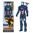 Iron Man 3 Titan Heroes Iron Patriot 12-Inch Action Figure