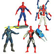 The Amazing Spider-Man 2 Spider Strke Action Figures Wave 1