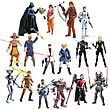Star Wars Legacy Action Figure Comic Packs Wave 6