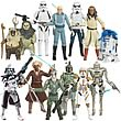 Star Wars Legacy Collection Action Figures Wave 11 Case