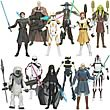 Star Wars Clone Wars Action Figures Wave 12