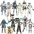 Star Wars Clone Wars Action Figures Wave 13