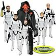 Star Wars Joker Squad Stormtrooper Figures - An EE Exclusive
