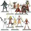Star Wars Clone Wars Action Figures Wave 6 Revision 1