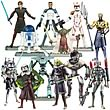 Star Wars Clone Wars Action Figures Wave 11