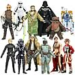 Star Wars Action Figures Vintage Wave 8 Case