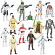 Star Wars Saga Legends Action Figures Wave 2 Case