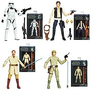 Star Wars Black Series 6-Inch Action Figures Wave 3 Case
