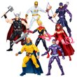 Avengers Marvel Legends Action Figures Wave 1 Case