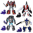 Transformers Generations Combiner Wars Deluxe Wave 2 Set