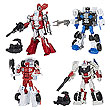 Transformers Generations Combiner Wars Deluxe Wave 3 Set