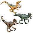 Jurassic World Velociraptor Action Figures Wave 1