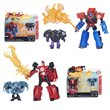 Transformers Robots in Disguise Battle Packs Wave 1 Set