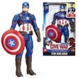 Captain America Electronic Titan Hero 12-Inch Action Figure