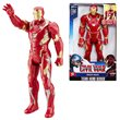 Captain America Iron Man Electronic Titan Hero Action Figure