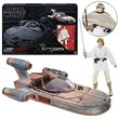 Star Wars Black Series Luke Skywalker Landspeeder Vehicle