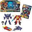 Transformers Battle in Space Cyclonus vs Rodimus Set