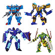 Transformers Generations Deluxe Figures Wave 7 Set