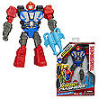 Transformers Heatwave Hero Mashers Action Figure