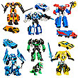 Transformers Robots in Disguise Warriors Wave 2