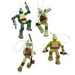 Teenage Mutant Ninja Turtles Christmas Ornament Set