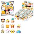 Disney Tsum Tsum Figural Foam Key Chain 6-Pack