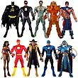 DC Universe Classics Wave 17 Revision 1 Action Figure Case