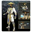 Mortal Kombat Raiden 6-Inch Action Figure