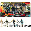 G.I. Joe Retaliation Dojo Battle Set Figures, Not Mint