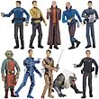 Star Trek Movie Action Figures 3 3/4-Inch Wave 2 Set