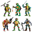 Teenage Mutant Ninja Turtles Classic Figures Wave 2 Case