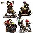 Chrono Trigger Formation Arts Trading Figures