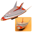 Ultraman Jet Veetle Science Patrol Team Statue