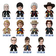 Doctor Who Titans 50th Anniversary Vinyl Figure Master Case