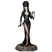 Elvira Mistress of the Dark Maquette Statue