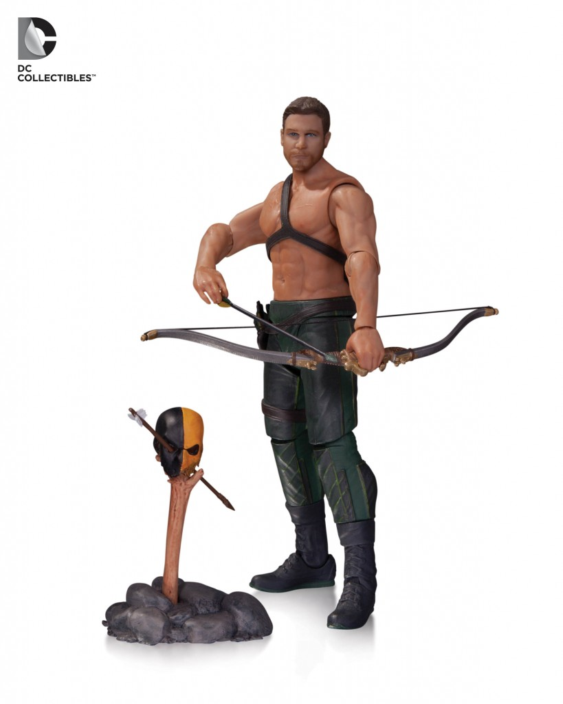 Arrow-TV-Series-Oliver-Queen-Figure